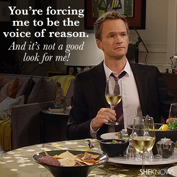 Barney's Best Quotes From How I Met Your Mother