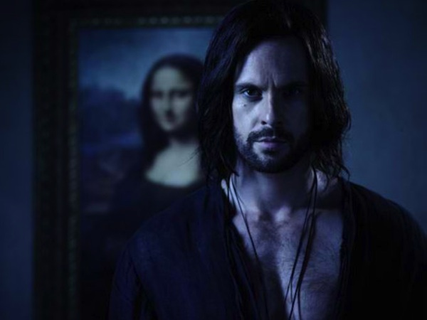 Tom Riley stars in Da Vinci's Demons Season 2
