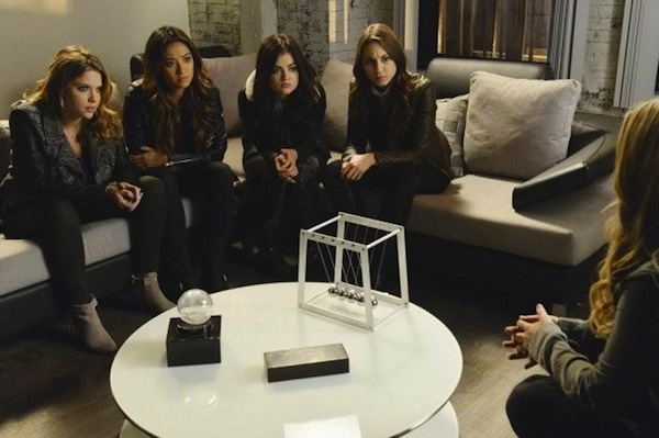 Alison spills the details on that fatefull summer night on Pretty Little Liars
