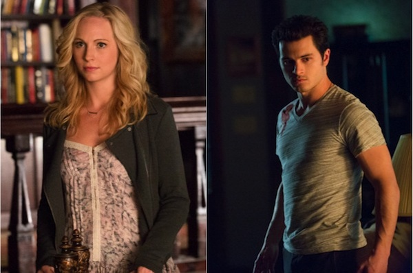 Will Caroline and Enzo hook up on The Vampire Diaries?