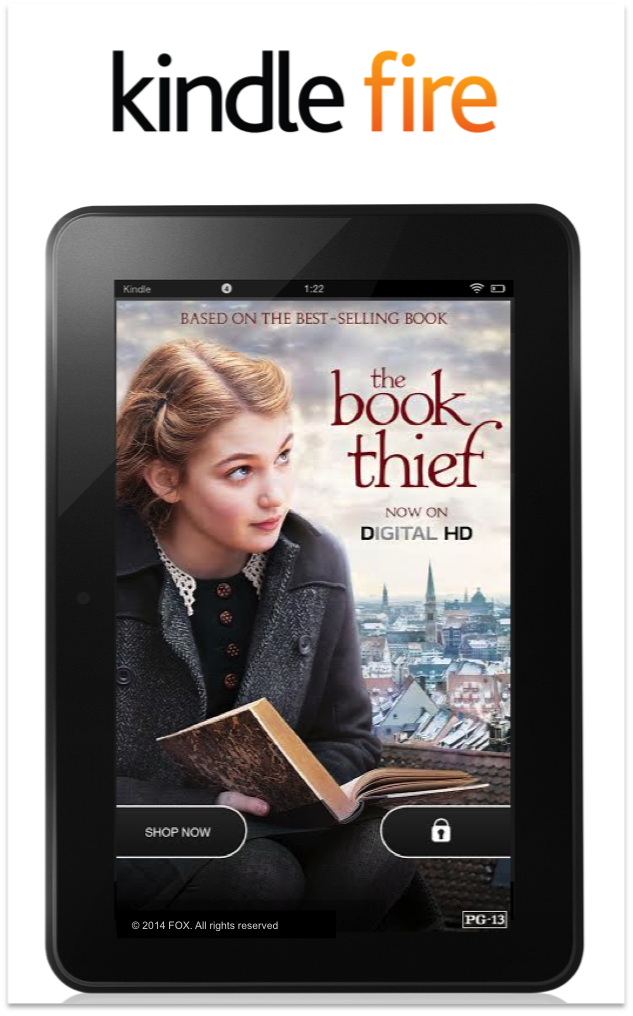 Enter to win your own Kindle Fire HD at SheKnows.com!