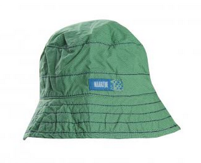 Green baby clothes: Fisherman's hat