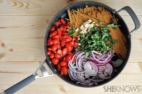 miraculous one pot pasta