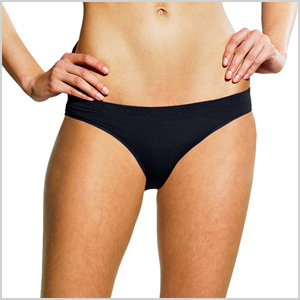 Mondetta Performance Gear Seamless Thong