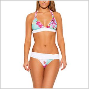 Caffe Swimwear Halter Bikini
