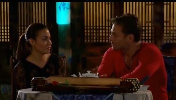 Sharleen and Juan Pablo The Bachelor