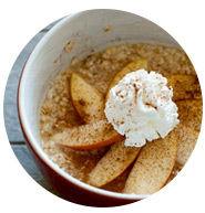 Overnight slow cooker apple pie oatmeal | Sheknows.com