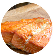 Brown butter and bourbon salmon | Sheknows.com