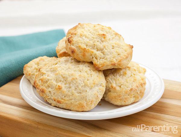 allParenting Homemade buttermilk biscuits