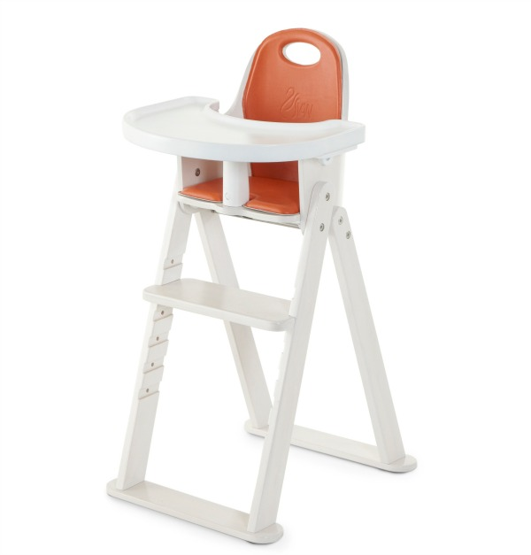 Baby-to-Booster high chair