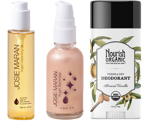 Chemical free products- Argan cleaning and deodorant