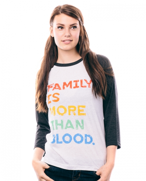 Family is more than blood- Sevenly