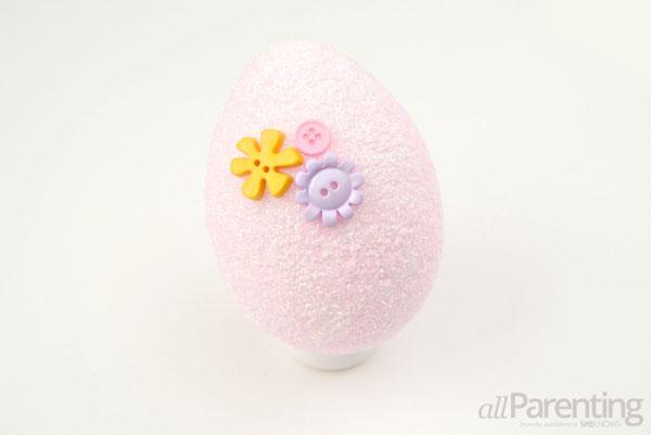allParenting DIY Faberge Easter egg step 5
