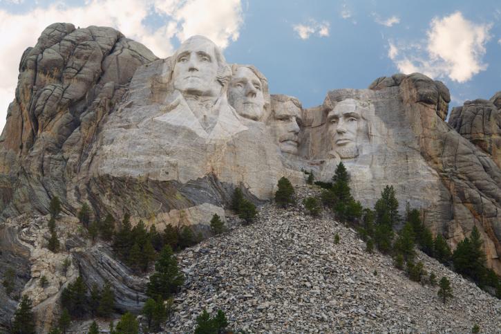Mount Rushmore, Keystone South Dakota
