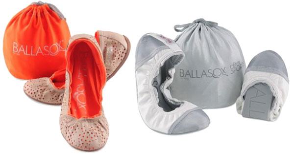 Foldable flats- Ballasox by Corso Como