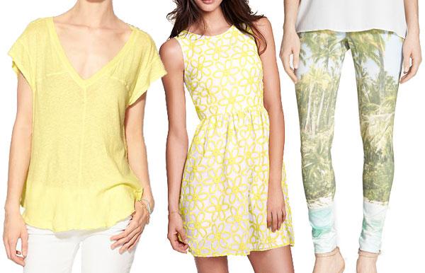 Pretty pastels- soft yellow