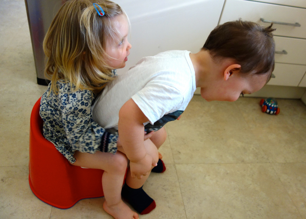 Potty training tips- Lauren Apfel
