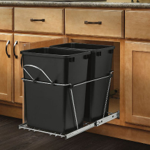 Rev-a-Shelf pull-out trash can