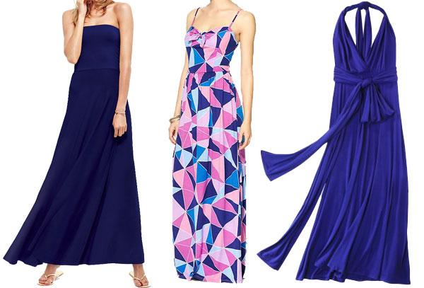 Resort wear- maxi dresses