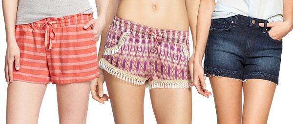 Resort wear- shorts