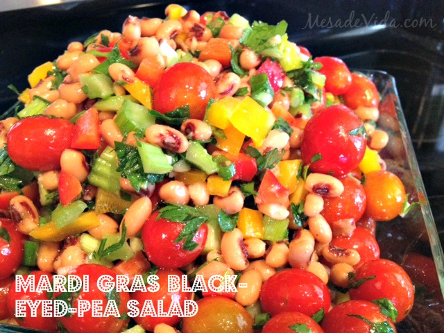 Summer salads: Creole crunch