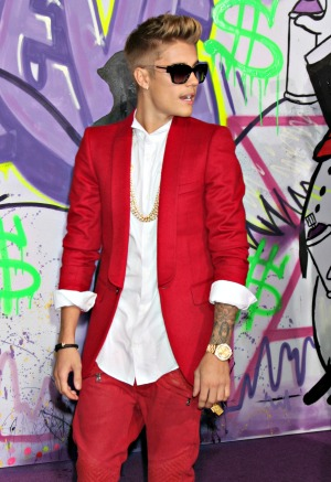 Bieber bragged to cops about his millions