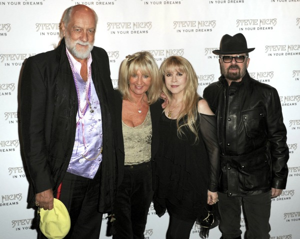 Fleetwood Mac are together again