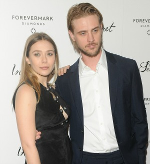 Love is in the air  for the Olsens