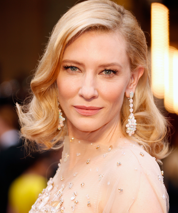 Get the look: Cate Blanchettu0026#39;s Oscars makeup