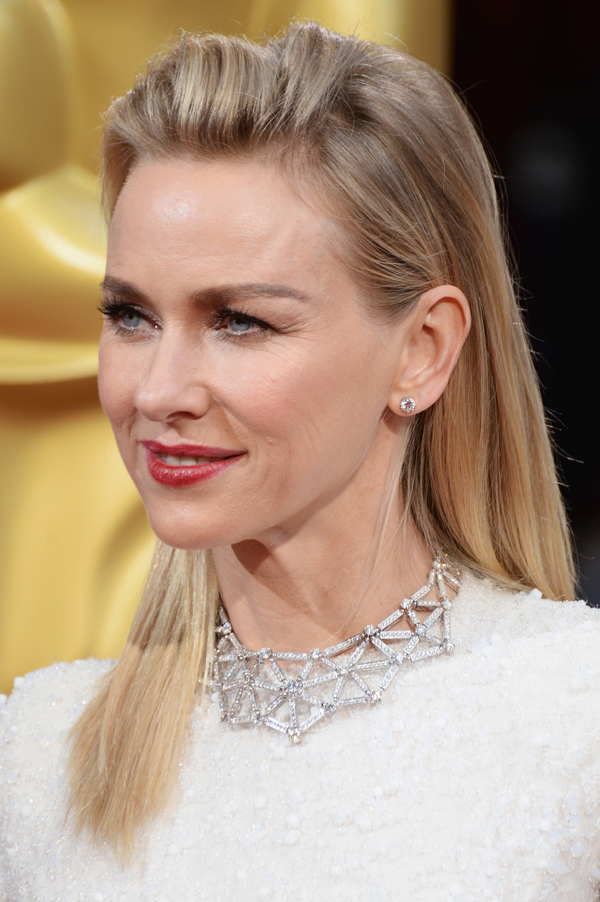 Get the look: Naomi Watts' Oscars makeup Giorgio Armani