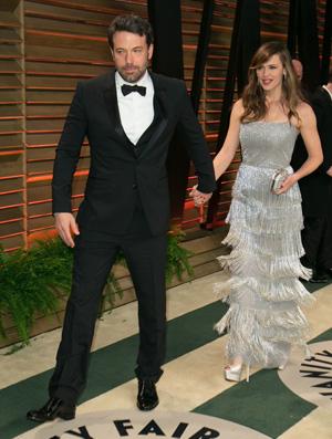 Jennifer Garner attends Oscars solo