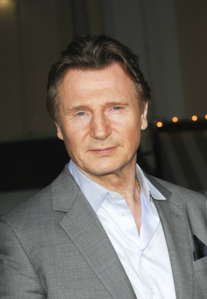 Neeson talks sex scenes, scandals & tragedy