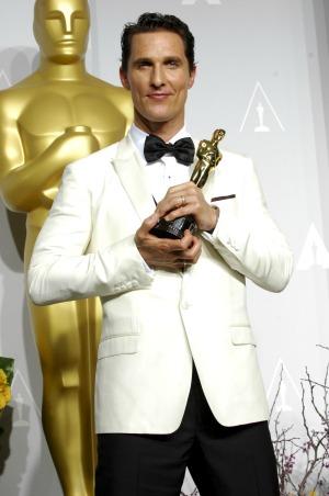 Did the Oscar make McConaughey broody?
