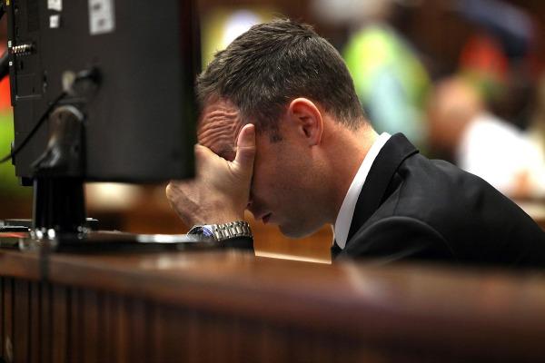 Oscar Pistorius trial details