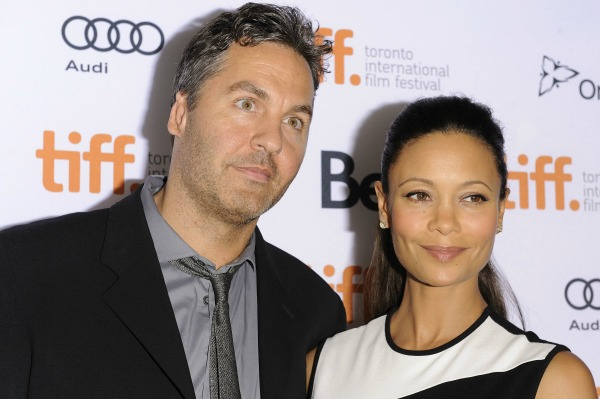 Thandie Newton shares baby's name