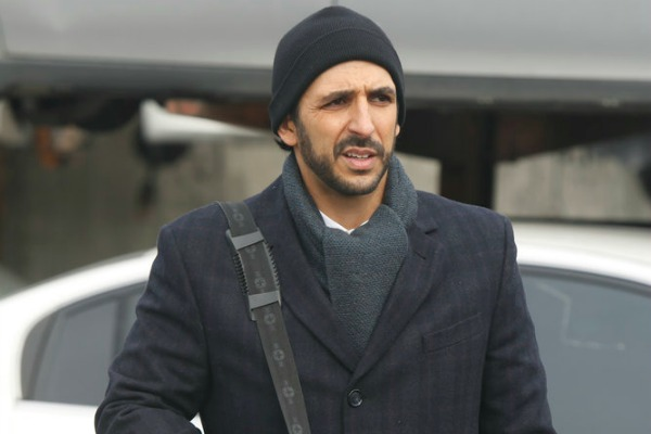 The Blacklist - Amir Arison interview