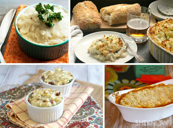 11 twists on Shepherd's Pie