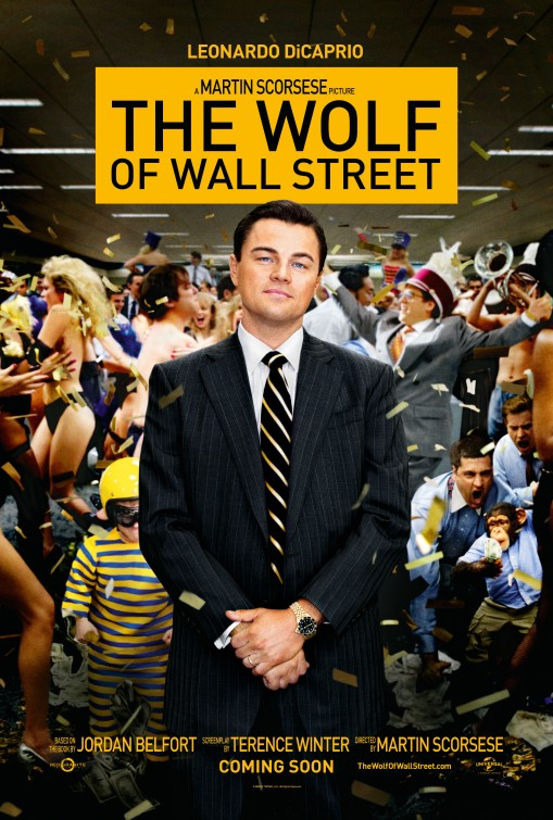 Win a copy of The Wolf of Wall Street signed by Leonardo DiCaprio at SheKnows.com!