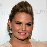 Jennifer Morrison's braided 'do
