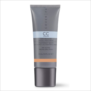 CoverFX's CC Cream Time Release Tinted Treatment SPF 30