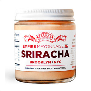 Sriracha mayonnaise