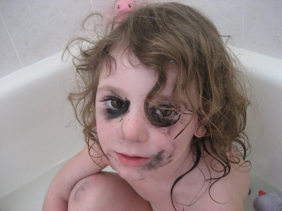 Makeup disaster | Sheknows.com