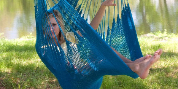 Hammock swing chair | Sheknows.com