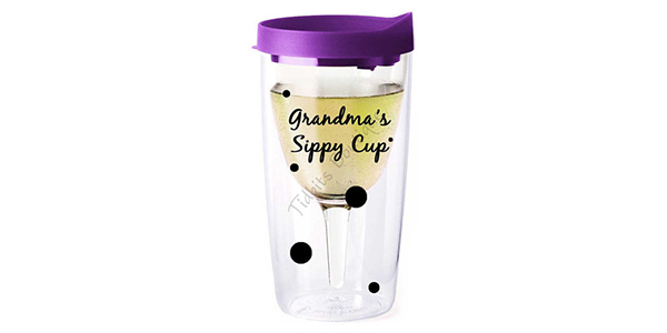 Grandma's sippy cup | Sheknows.com