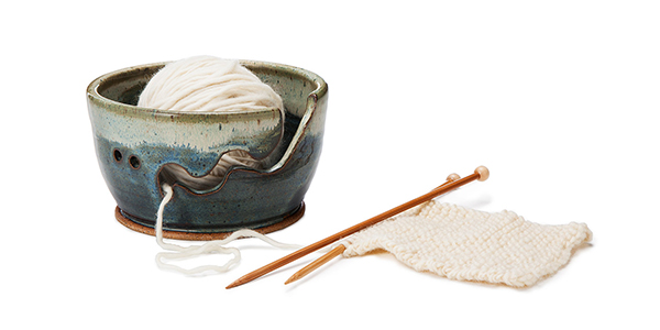 Patricia Bridges' Yarn bowl | Sheknows.com