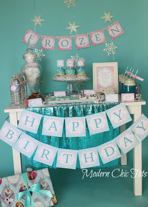 Top birthday party themes