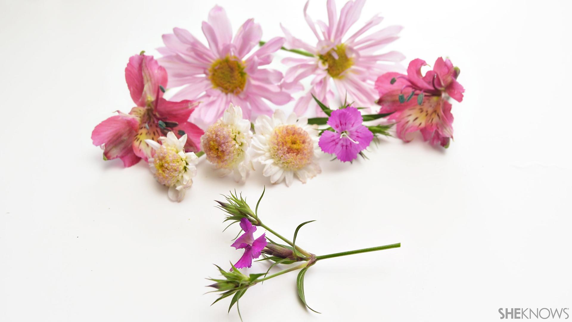 A springtime craft for kids