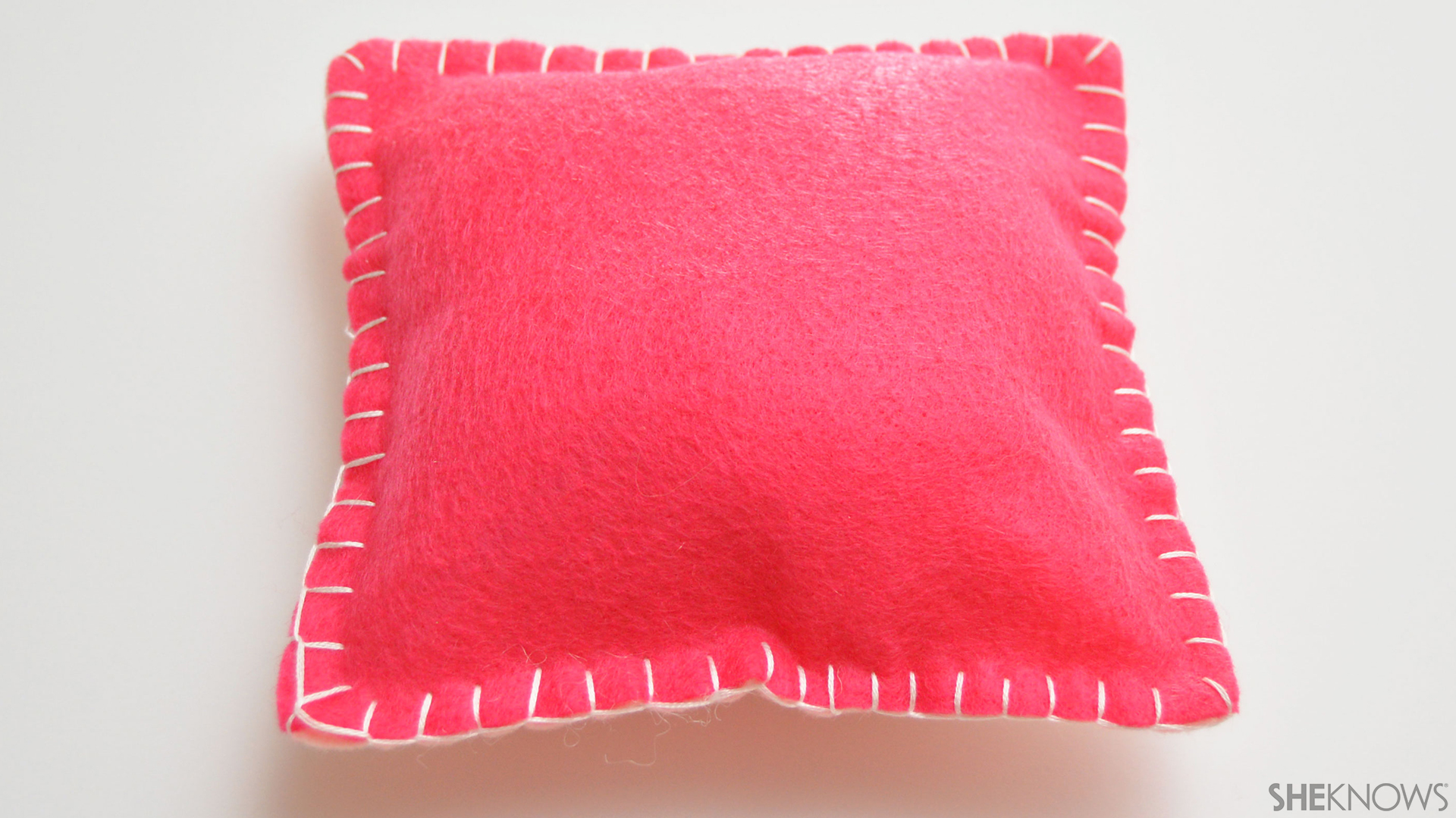 Tooth fairy pillow | Sheknows.com - step five