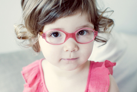 Vision problems can cause learning issues