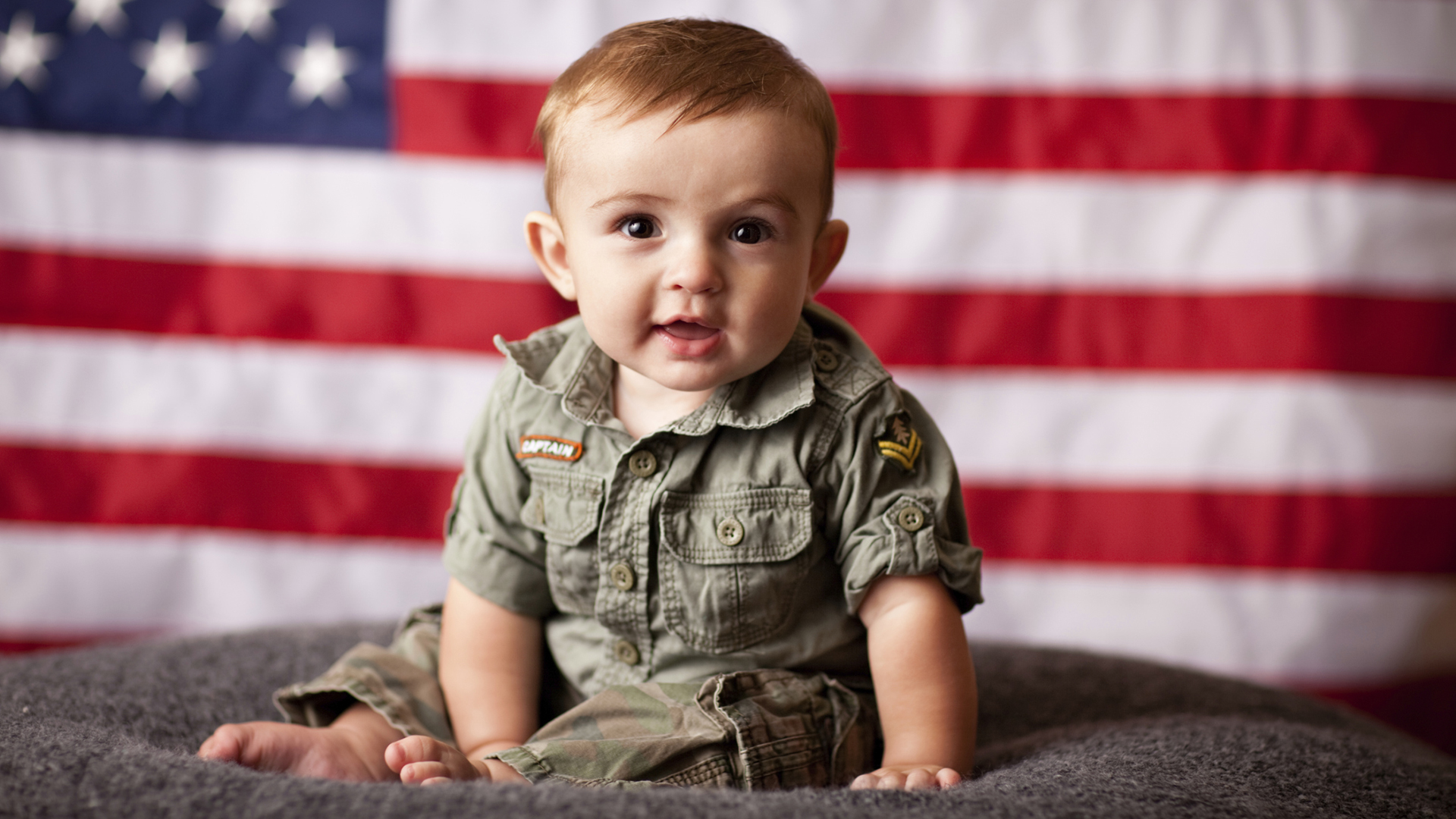 Military baby names for boys